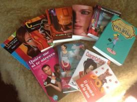 Las novelas de Regina Roman