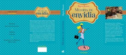 Portada de la novela. Edita Ediciones B México (Novela Vergara)