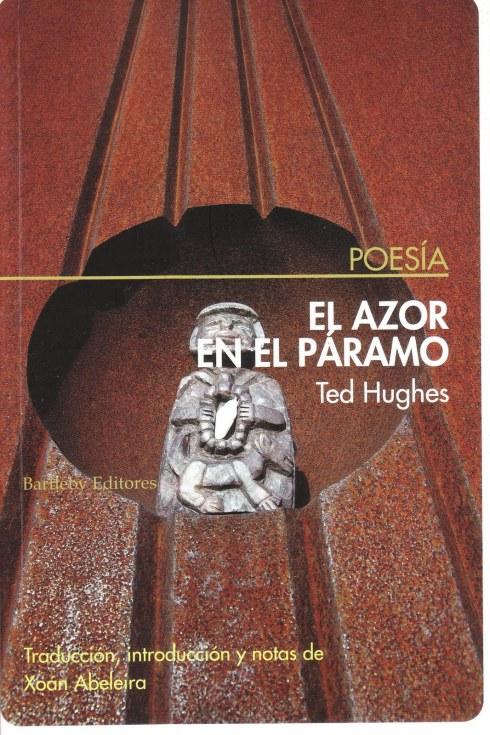 'El azor en el páramo', de Ted Hughes: antología poética de Bartleby Editores.