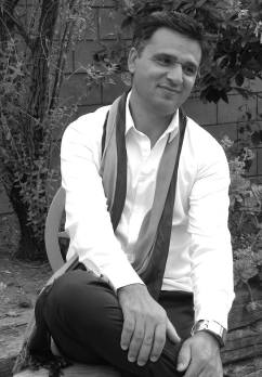 Omar Farhad, an Afghan-American author