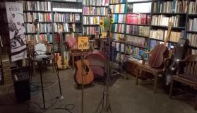 El jueves 25 de septiembre fue el lanzamiento del libro en la Librería El Buscón