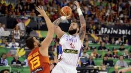 El jugador serbio Miroslav Raduljica. Fuente: Mondo.rs