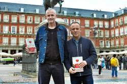 Presentación en Madrid del libro