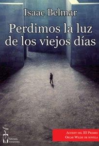 Portada de la novela. Edita Ediciones Irreverentes