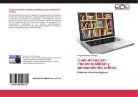 Portada y contraportada del libro del autor argentino