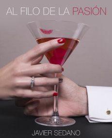 Portada de la primera novela erótica de temática heterosexual del escritor Javier Sedano