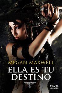 Portada del nuevo libro de Megan Maxwell