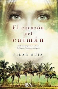 Portada de la novela con Ediciones B