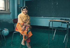 Malala Yousafzai. Fuente: Glamour.com