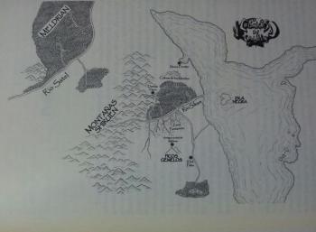 El mundo ficticio creado por Carlos Samper