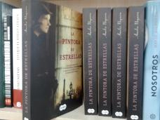 'La pintora de estrellas', la novela que define a Amelia Noguera