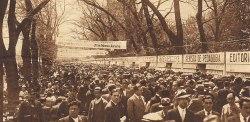 La 1ª Feria del Libro de Madrid se celebró en 1933