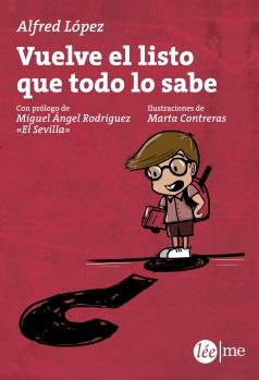Portada del nuevo libro de Alfred López