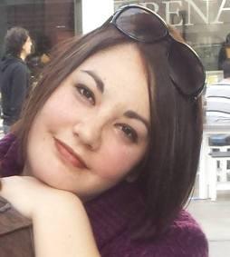 Desirée Bogado, escritora nacida en Huelva