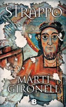 Una novela histórica fuera de lo común. Portada de Ediciones B