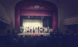 "Grupo de Teatro ""GRACIAS POR SU VISITA""."