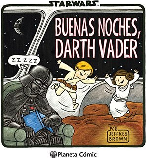 Star Wars Darth Vader e hijo Jeffrey Brown (1)