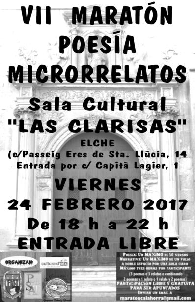 cartel-vii-maraton-clarisas-24-feb-2017